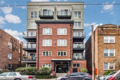 Seattle Condo/Townhouse For Sale: 319 Summit Ave E #201