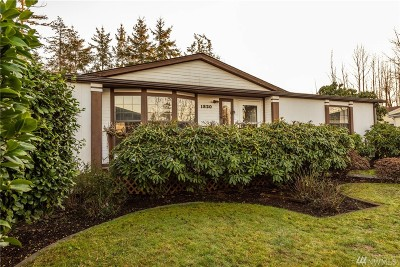 Tacoma Single Family Home For Sale: 1820 78th Street Ct SE