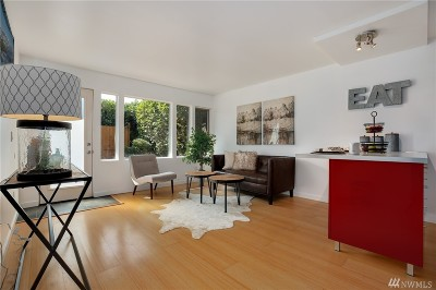 Seattle Condo/Townhouse For Sale: 1519 5th Ave W #3
