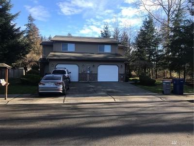 Marysville Multi Family Home For Sale: 11911 54th Dr NE