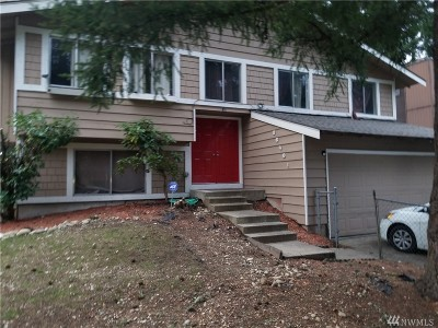 Single Family Home For Sale: 26402 187th Ave SE