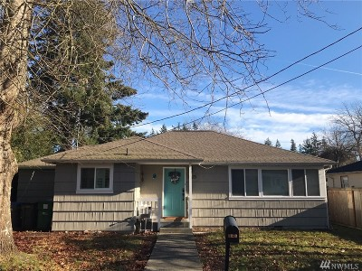 Port Orchard Single Family Home For Sale: 1325 Garrison Ave