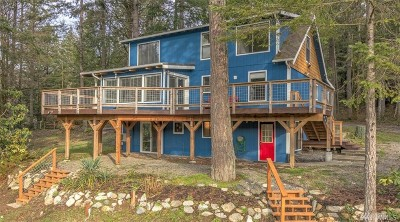Kingston Single Family Home For Sale: 8655 NE Country Woods Lane