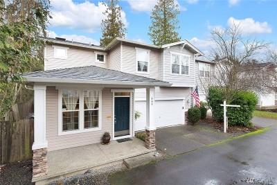 Renton Single Family Home For Sale: 489 Field Place NE