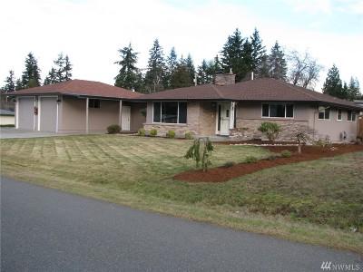 Everett Single Family Home For Sale: 9527 21st Dr SE