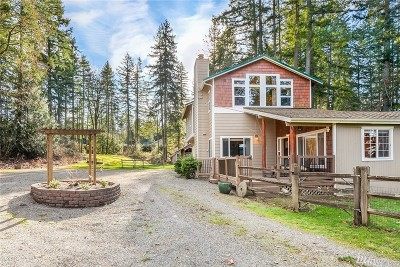 Black Diamond Single Family Home Contingent: 30845 229th Place SE