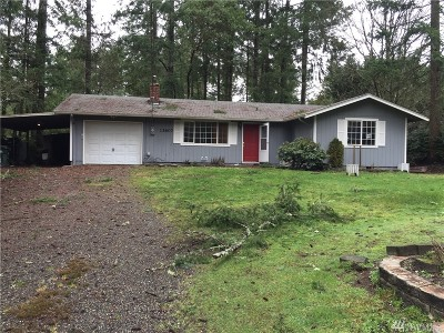 Gig Harbor Single Family Home For Sale: 13607 136th St Ct KPN
