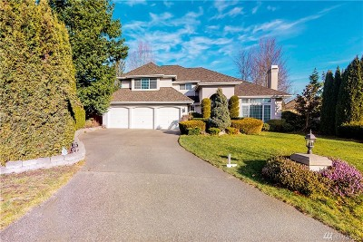 Sammamish Single Family Home For Sale: 27229 SE 26th Place