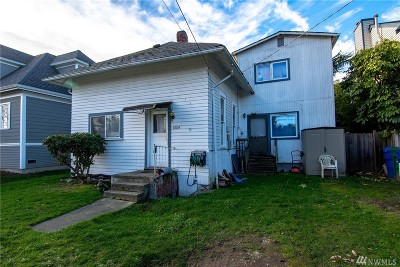 Single Family Home For Sale: 8705 Corliss Ave N