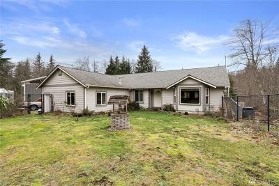 Onalaska Single Family Home For Sale: 591 Burnt Ridge Rd