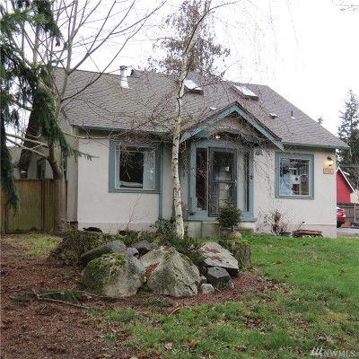 Skagit County Single Family Home For Sale: 811 N 18th St