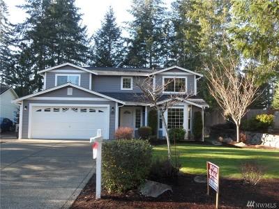 Mason County Single Family Home For Sale: 120 E Mountain View Dr
