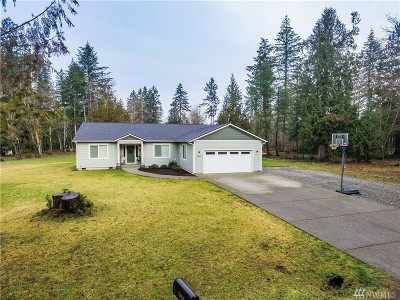 Olympia Single Family Home For Sale: 3004 85th Ave SW