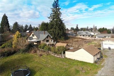 Tacoma Single Family Home For Sale: 407 121st St E