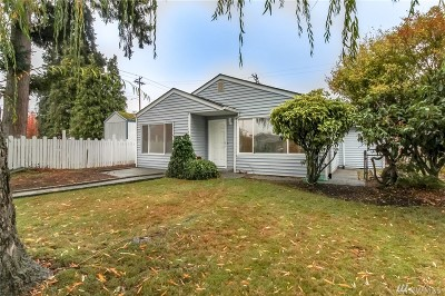 Tacoma Rental For Rent: 809 E 57th St