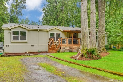 Sultan Single Family Home For Sale: 29822 125th St SE