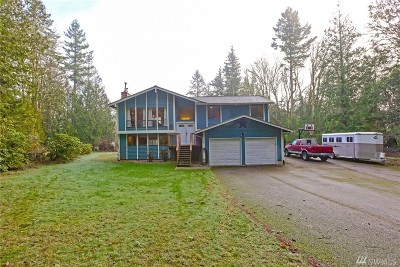 Port Orchard Single Family Home Pending Inspection: 2065 Opdal Rd E