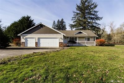 Roy Single Family Home For Sale: 35010 10th Av Ct E