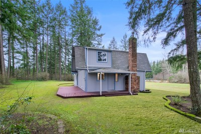 Tacoma Single Family Home For Sale: 17102 49th Av Ct E