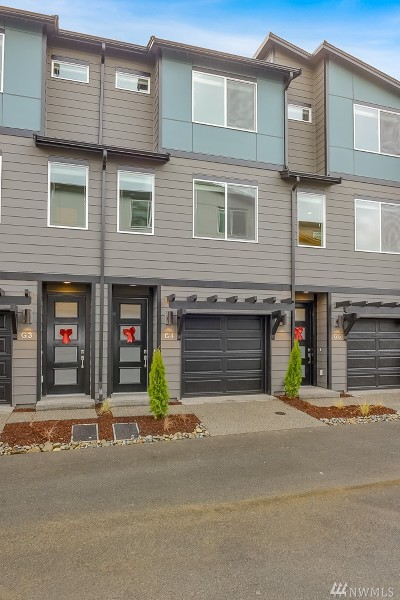 Lynnwood Single Family Home For Sale: 3230 148th St SW #E-2