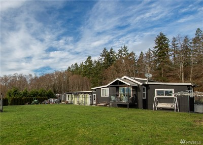 Port Ludlow Single Family Home For Sale: 110 Sherman Rd