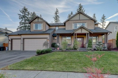 Bothell WA Single Family Home For Sale: $819,950