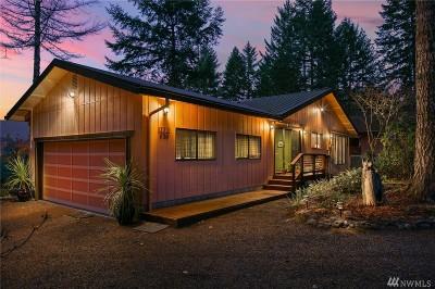 Hoodsport Single Family Home For Sale: 430 N Kokanee Ridge Dr