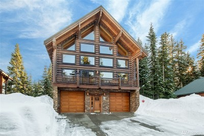 Snoqualmie Single Family Home For Sale: 10 Summit Wy