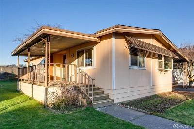 Auburn WA Mobile Home For Sale: $67,000