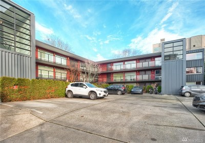 Seattle Condo/Townhouse For Sale: 752 Bellevue Ave E #207