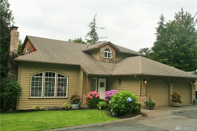 Ravensdale WA Single Family Home For Sale: $644,850