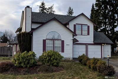 Everett Single Family Home For Sale: 8802 8th Ave W