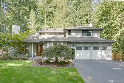 Redmond Single Family Home For Sale: 18308 NE 133rd St