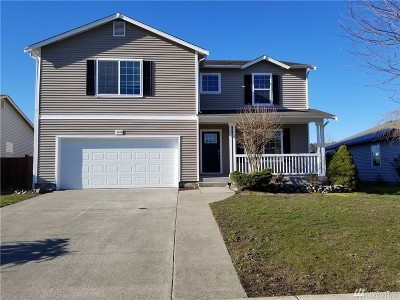 Orting Single Family Home For Sale: 1107 Boatman Ave NW