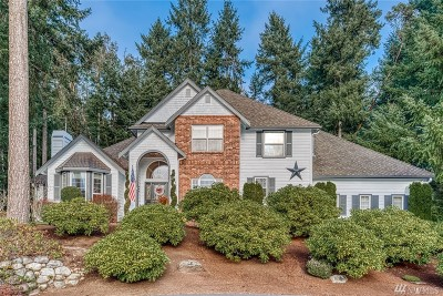 Gig Harbor Single Family Home For Sale: 8309 24th Av Ct NW