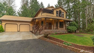 Olympia Single Family Home For Sale: 10327 Mullen Rd SE