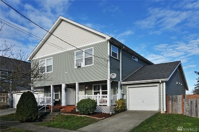 Seattle Single Family Home For Sale: 3314 S Mead St