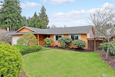 Lynnwood Single Family Home For Sale: 17105 38th Ave W