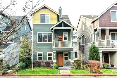 Everett Condo/Townhouse For Sale: 10022 13th Ave SE
