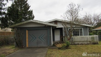 Tacoma Single Family Home For Sale: 6808 E M St