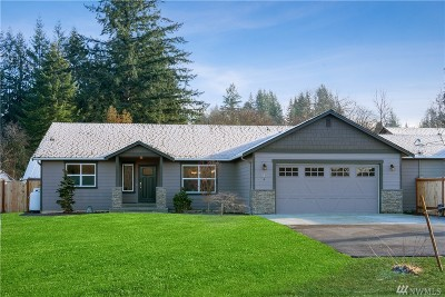 Single Family Home For Sale: 519 147th Ave SE #A