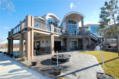 Chelan County Condo/Townhouse For Sale: 1350 Woodin Ave #F1