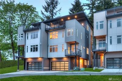 Bellevue WA Condo/Townhouse Contingent: $1,099,950