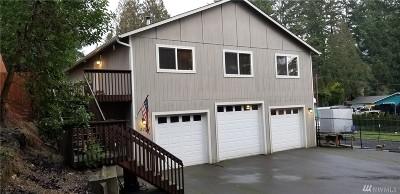 Mason County Single Family Home For Sale: 220 NE Matthew Dr