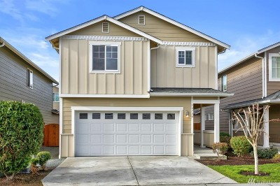 Marysville Single Family Home For Sale: 14706 47th Ave NE