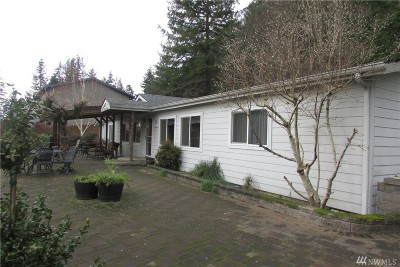 Sedro Woolley Single Family Home For Sale: 20907 Rocky Ridge Lane