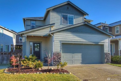 Auburn WA Single Family Home For Sale: $484,950
