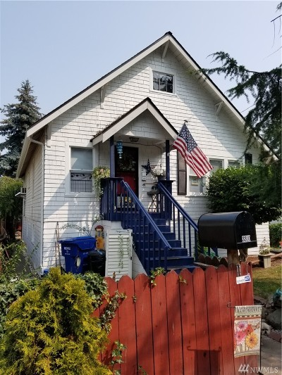 Seattle Single Family Home For Sale: 3310 27th Ave S