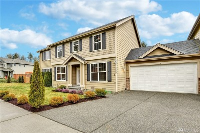 Bothell WA Single Family Home For Sale: $629,000