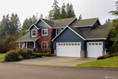 Gig Harbor Single Family Home For Sale: 6318 30th St NW